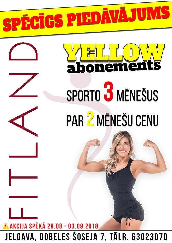 Yellow abomenemts
